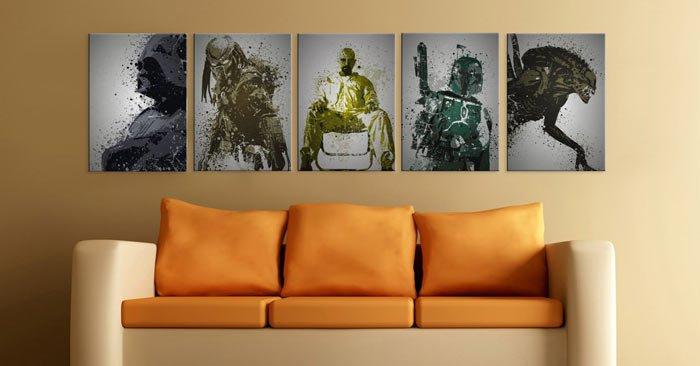 Posters Metallici