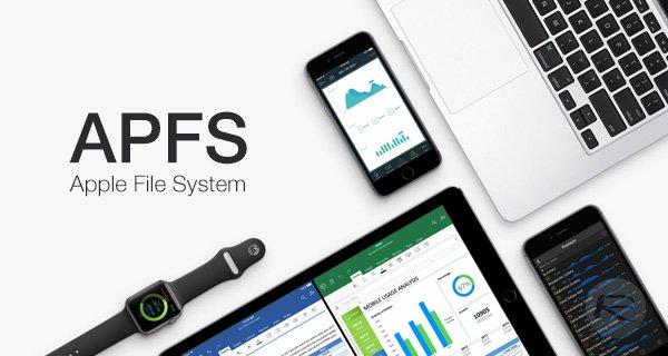 Apple File System, cos'è e come funziona
