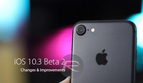 novità iOS 10.3