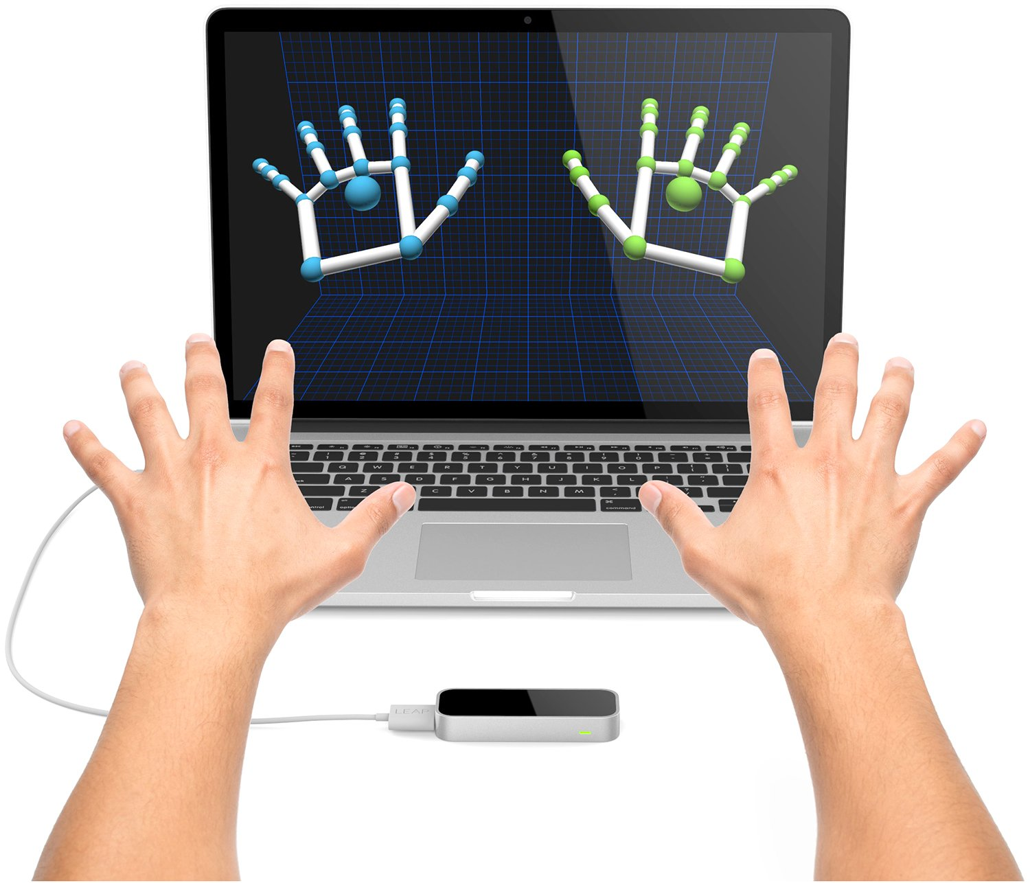 cos'è il leap motion