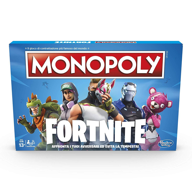 fortnite gioco da tavolo monopoli