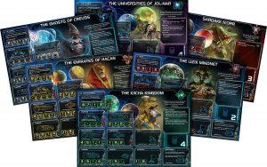 giochi da tavolo di guerra spaziale