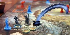 gioco da tavola di guerra fantasy